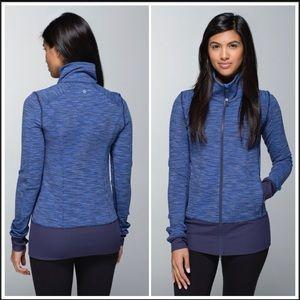 Long Lululemon Asana Jacket Size 6